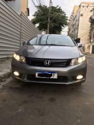 Honda Civic EXS - 2013 - 2013