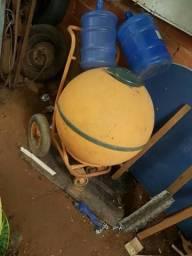 Vendese carrinho de vender agua de coco