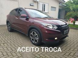 Honda HRV EXL 2016 IMPECÁVEL Aceito Troca - 2016