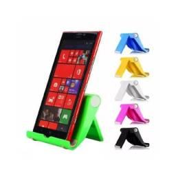 Suporte de Mesa Universal S059 Celular Tablet Smartphone Sem Mãos