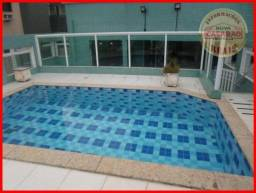 Apartamento com 1 dormitório à venda, 58 m² por R$ 185.000 - Boqueirão - Praia Grande/SP