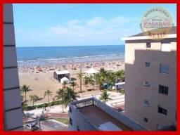 Apartamento com 2 dormitórios à venda, 72 m² por R$ 250.000,00 - Canto do Forte - Praia Gr