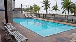 Apartamento com 1 dormitório à venda, 55 m² por R$ 220.000,00 - Tupi - Praia Grande/SP