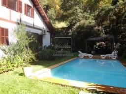 Casa à venda com 5 dormitórios em Corrêas, Petrópolis cod:4045