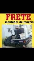 Frete / montador de móveis *