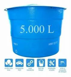 Promoção de caixa d'água (tanques reservatorio)
