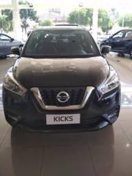 Nissan Kicks PcD/PnE SV - 2019