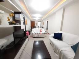Apartamento com 3 dormitórios para alugar, 120 m² por r$ 3.300,00/ano - centro - balneário