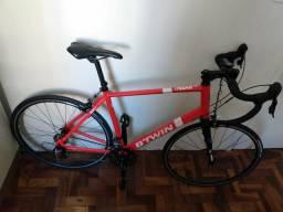 Bicicleta estrada triban 500