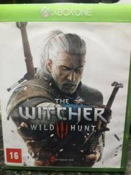 X box one the witcher 3 wild hunt