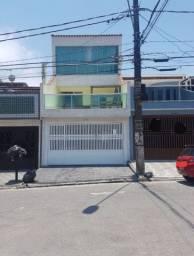 Alugo casa térrea no Parque Selecta-SBC