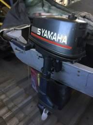 Motor popa Yamaha 5 hp