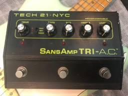 Sansamp Tri Ac - Tech 21