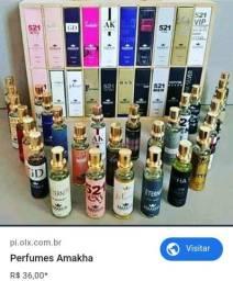 Perfume 521 Vip Masculino de Bolso da Amakha Paris