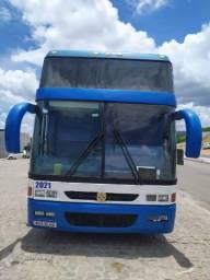 Ônibus Busscar jum bus 380 motor volvo b10 m
