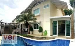 Casa à venda, 188 m² por R$ 890.000,00 - Cidade dos Funcionários - Fortaleza/CE