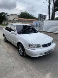 Toyota corolla 1999 1.8 Manual Completo Ar Gelando - 1999