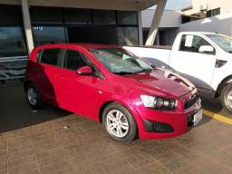 Chevrolet Sonic Hatch 1.6 LT Automático - 2012/2013 - R$ 31.000,00 - 2013