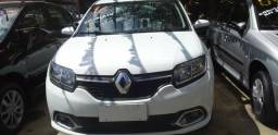 Renault Logan expression 1.6 completo com gnv novissimo
