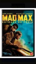 Dvd mad max estrada da fúria - dvd novo