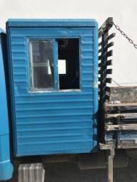 Cabine suplementar com interclima( climatizador)