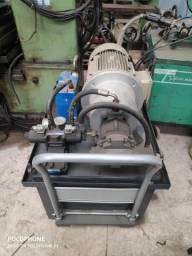 Unidade hidraulica 15cv