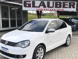 Polo sedan 1.6 2013 com gnv super conservado