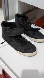 Coca Cola Shoes Black