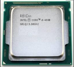 Processador Intel core i5 de 4590 3.70 Ghz de 4º geração socket 1150