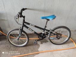Bicicleta Caloi 20 Hot Wheels