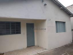 Casa com 2 dormitórios para alugar, 80 m² por R$ 750,00/mês - São Luiz - Americana/SP