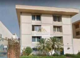 Apartamento com 3 dormitórios para alugar, 99 m² por R$ 850,00/mês - Jardim Paulista - Rib