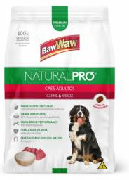 Ração Baw Waw 1kg  Natural Pro