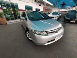Honda Civic 1.8 LXS MANUAL FLEX 4P 2007