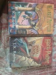 Vendo livros do Harry Potter