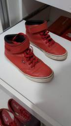 Coca Cola Shoes Red