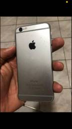 IPhone 6 64gb troco por a20