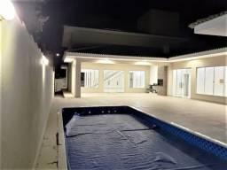 Samuel Pereira oferece: Casa Nova 5 suítes Piscina e Churrasqueira no Vivendas Colorado I