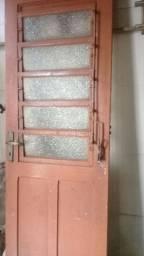 2 Portas c/ vidros 2.10 x 80 / 2.48 x 80
