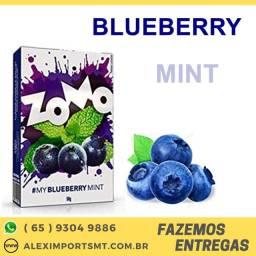 Essencia Blueberry Mint Menta Zomo