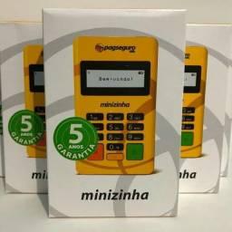 Maquina de cartao Minizinha