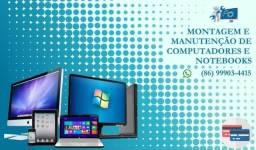 Manutenção de PCs e Notebooks