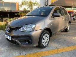 Toyota Etios 1.5 XS 2017 2018 Particular Venda Urgente Completo!