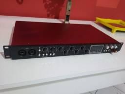Focusrite 18i20 2gen 4.500,00 usada só em minhas produções