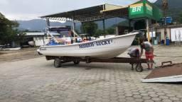 Lancha Táxi boat barco para turismo