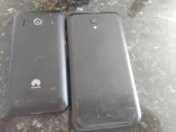 Vendo celular com tela quebrada