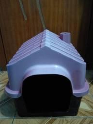 Casinha pra cachorro (teto removível)