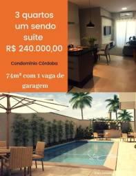 Residencial Córdoba, Pronto Para Morar, Apto a Financiar