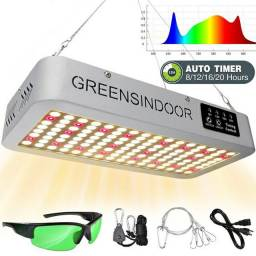 Painel de led cultivo indoor Greensindoor
