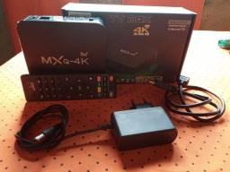 Vendo tv box MAXQ-4K